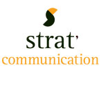 Strat' Communication logo